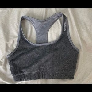 Reebok reversible sports bra
